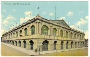 Convention Hall, Kansas City, Missouri, 00-10s