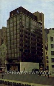 The Church Center New York City NY Unused