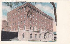 Maine Portland Y M C A Building