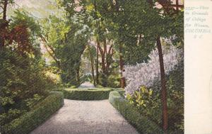 View in Grounds of College for Women, Columbia, South Carolina, 00-10s