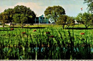 Texas Stonewall Lyndon B Johnson National Historic Site Showing Registered He...