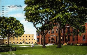 Ohio Massillon City Hospital and Nurses' Home 1953