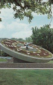 FRANKFORT, Kentucky, 1940-60s; Floral Clock