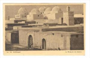 La Mosquee Des Sabres, Kairouan, Tunisia, 1900-1910s