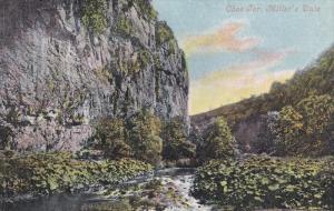 Chee Tor , Miller's Dale , near BUXTON , UK , PU-1909