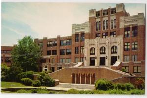 High School, Little Rock AR
