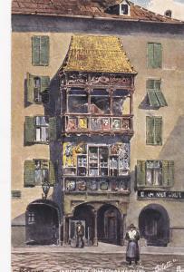 TUCK #664B, Innsbruck, Das Goldene Dache, Tirol, Austria, 00-10s
