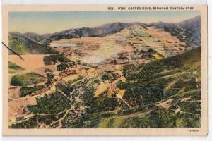 Copper Mine, Bingham Canyon UT