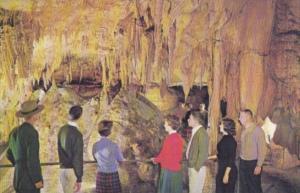 Kentucky Mammoth Cave Onyx Chamber