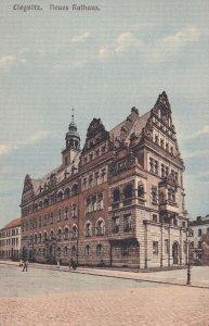 LIEGNITZ, Poland, 1900-1910s; Neues Rathaus
