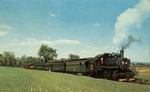 Strasburg Railroad PA, Pennsylvania - Train to Paradise