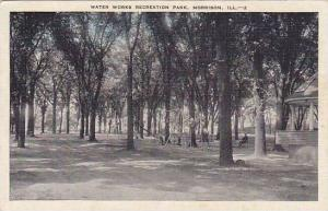 Water Works Recreation Park, Morrison, Illinois, 1930-1940s