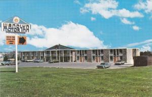 Wandlyn Motor Inn, Charlottetown, Prince Edward Island, Canada, 40-60s