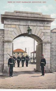 Tete Du Pont Barracks , KINGSTON , Ontario , Canada ,00-10s