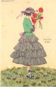 Artist Mela Kohler (AUS) B.K.W.I. 178-1 Unused