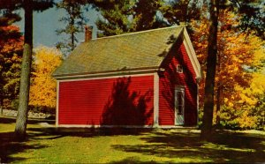 Massachusetts South Sudbury Mary Lamb School At longfellow's Wayside Inn