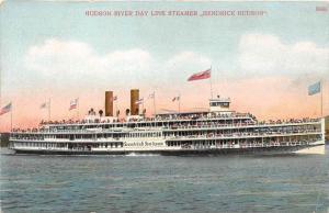 10953 S.S.  Hendrick Hudson  Hudson River Day Line