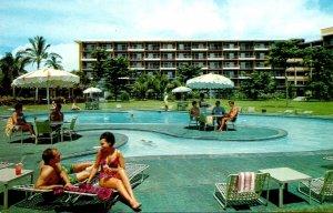 Hawaii Maui Kaanapali The Kaanapali Beach Hotel