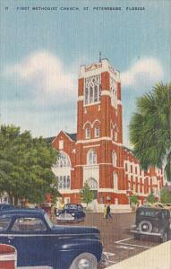 Florida Saint Petersburg First Methodist Church