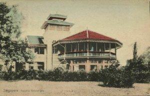 singapore, Tanjong Katong Villa (1919) Postcard