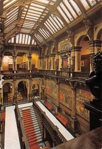 Netherlands Antwerpen Stadhuis Trappehuis Town hall and Staircase