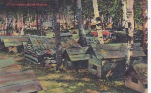 Indian Burial Grounds , USA , 30-40s