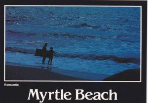 Romantic honeymoon, Myrtle Beach, South Carolina, 50-70s