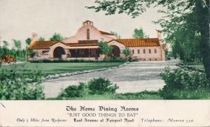 Home Dining Rooms - Rupert Gray Restaurant - Rochester, New York
