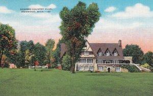 IRONWOOD , Michigan, 1930-40s ; Gogebic Country Club