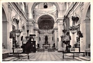 Aragona Chiesa Madre Abside Italy Postal Used Unknown