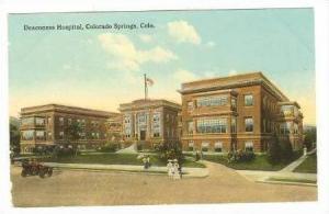 Deaconess Hospital, Colorado Springs, Colorado, 00-10s