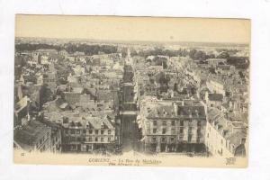 La Rue Du Morbihan, Lorient (Morbihan), France, 1900-1910s
