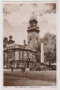 Warwickshire, Town Hall UK TUCK Postcard Birmingham
