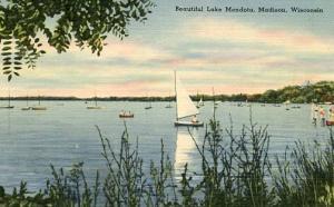 WI - Madison, Lake Mendota