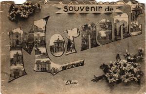 CPA  Mornant - Scenes - Souvenir de Mornant  (692830)
