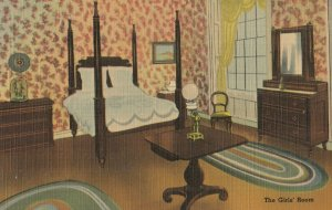 BARDSTOWN , Kentucky, 1930-40s ; My Old Kentucky Home , Girls Room