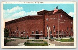Flint Michigan~Industrial Mutual Association Building-Auditorium~1936 Postcard