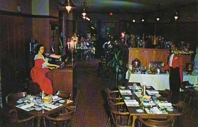 North Carolina Weldon MacKenzie's Colonial Manor Restaurant