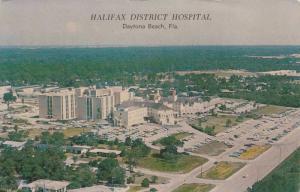 Aerial View, The Halifax District Hospital, Daytona Beach, Florida, PU-1969