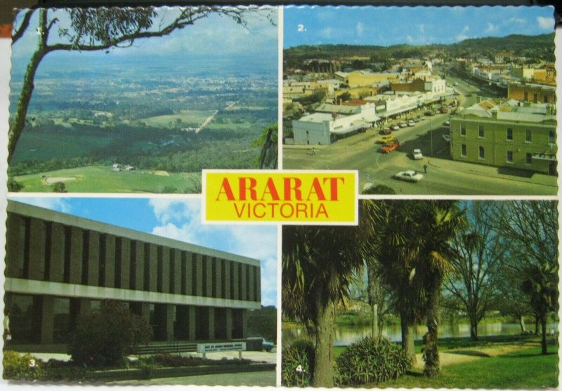 Australia Ararat Victoria Multi-view - posted