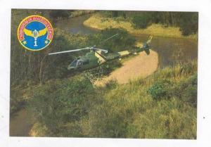 Colecao Aernoves,   Helicopter,  Eurocopter AS.550 Fennec, 1980s
