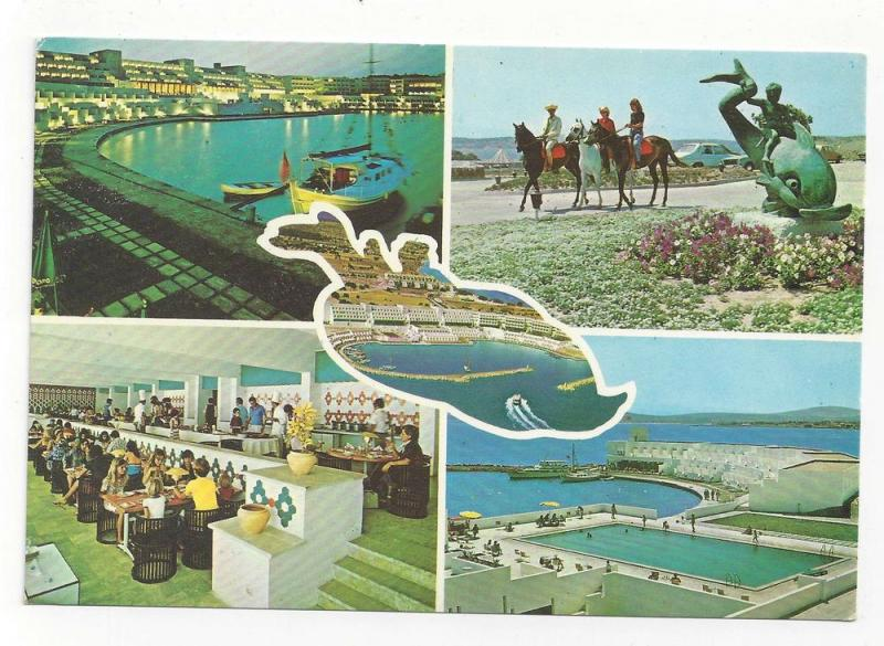 Turkey Izmir Golden Dolphin Resort Hotel Altin Yunus 4X6
