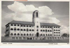 RP: Kampala Uganda , Makerere College , 1953