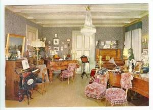 TRONDHEIMSFJORD, Interior, Ringve Musikkhistorisk Museum, Tschaikovskij, Grei...