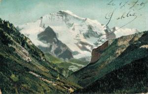 Switzerland Interlaken die Jungfrau 02.94