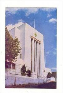 Court House, Nevada City, California, 40-50s