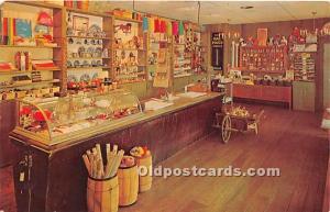 Old Vintage Shaker Post Card Village Gift Shop at Golden Lamb Dayton, Ohio, O...