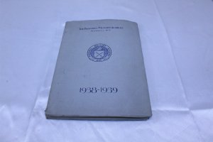 Vintage 1938-39 Peekskill Military Academy Catalogue w/ Map, Illustrations