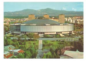 Italy Roma Palazzo dello Sport Palace Rome EUR 4X6 Postcard