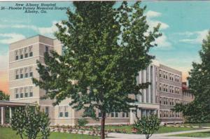 Georgia Albany Phoebe Putney Memorial Hospital Curteich